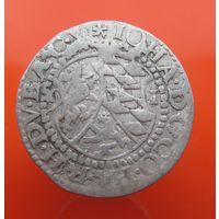 2 крейцера 1591, Саксония (#35)