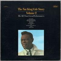 LP Nat King Cole 'The Nat King Cole Story, Volume 2'