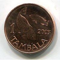 МАЛАВИ - ТАМБАЛА 2003