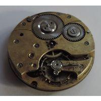 """Механизм от карманных часов """"Система Гласхютте"""" до 1917г. Диаметр 4.3 см. Не исправный."""
