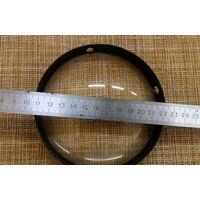 Лупа - Гулливер ! Большая ,тяжелая ,диаметр 120 мм .Стекло !