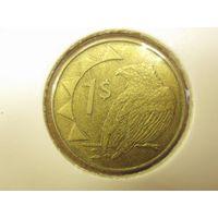 1 Доллар 2002 (Намибия)