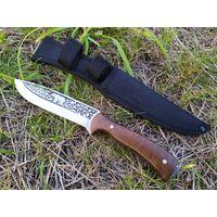 Охотничий Нож МЕДВЕДЬ FB1524, Сталь 65х13