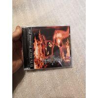 Nokturnal Mortum cd с книжкой