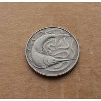 Сингапур, 20 центов 1981 г.