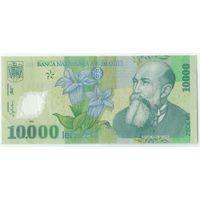 Румыния, 10000 лей 2000 год.