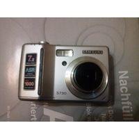 Фотоаппарат цифровой Samsung S730 на запчасти