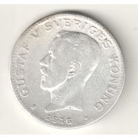 Швеция 1 крона 1916