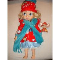 Комплект одежды для кукол Принцессы Диснея