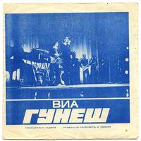 Флекси ВИА АББА / ВИА Гунеш  (1979)