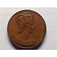Медаль Коронация Елизаветы 2 Канада.