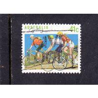 Австралия.Ми-1214.Велоспорт.1990.