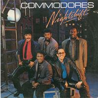 Commodores, Nightshift, LP 1985