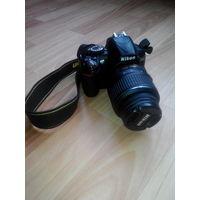 Nikon D3200 Kit 18-55mm VR+фильтр (PL)
