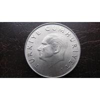 Турция 1987 г  100 лир
