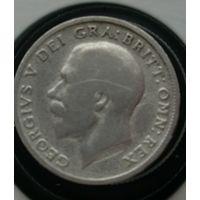 6 пенсов 1921