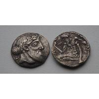 Древняя монетка. Красивая копия