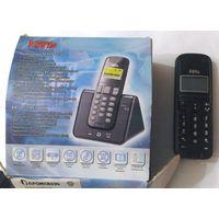 Радиотелефон (аппарат телефонный бесшнуровой) Промсвязь Veris 201 Dect 6.0 новый в коробке