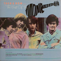LP The Monkees  - Then & Now... The Best Of The Monkees (1986)