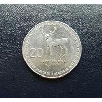 20 тэтри 1993 Грузия