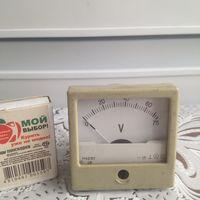 Вольтметр постоянного тока М42101 75 В