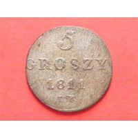5 грошей 1811 года