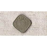Антильские острова /Антилы/Антильские Нидерланды/ 5 центов  1979 ///(ON)