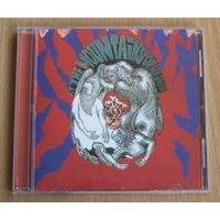 Blackfeather - At The Mountains Of Madness (1971/1991, Audio CD, прог-рок из Австралии)