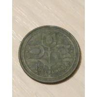 Нидерланды 10 центов 1942г.