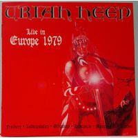 Uriah Heep - Live In Europe 1979 (2CD)