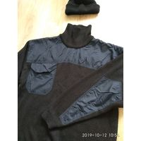 Шерстяной костюм из 4-х предметов