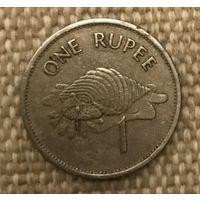 Сейшельские острова 1 рупия 1997