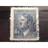 Богемия и Моравия 1942 фюрер 8 крон