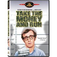 Хватай деньги и беги / Take the Money and Run (Вуди Аллен / Woody Allen)  DVD5
