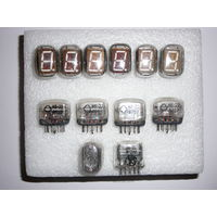 Индикатор ИВ-22 вакуумные люминесцентные лампы ИВ22