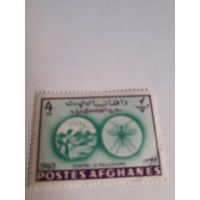 Афганистан марки