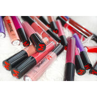 Стойкие матовые помады Morphe Liquid Lipstick