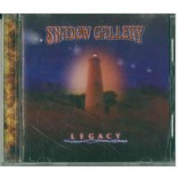 CD Shadow Gallery - Legacy (2008) Prog Rock, Heavy Metal