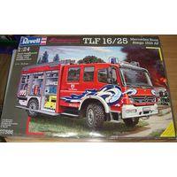 REVELL 1:24 Сборная модель пожарный Mercedes Atego 1529 AF