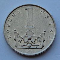 Чехия 1 крона. 1993