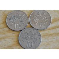 Ямайка 10 центов
