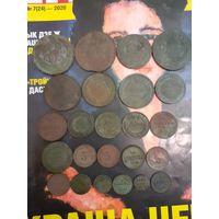 24 монеты РИ