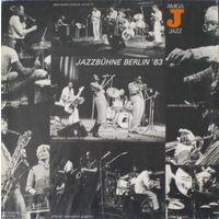 Various - Jazzbuhne Berlin `83 - 1983