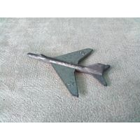 Самолётик СУ-7 металл
