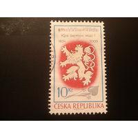 Чехия 2009 нац. герб