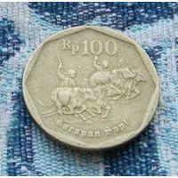 Индонезия 100 рупий 1995 года. Подписывайтесь! Много новых лотов в продаже!!!