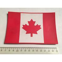 Магнит Флаг Канады ( резина)