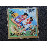 Бутан. Пионеры.