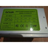 Блок питания для компьютера DELUX ATX-500W P4