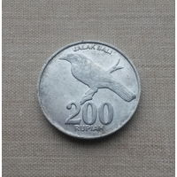 Индонезия, 200 рупий 2003 г.